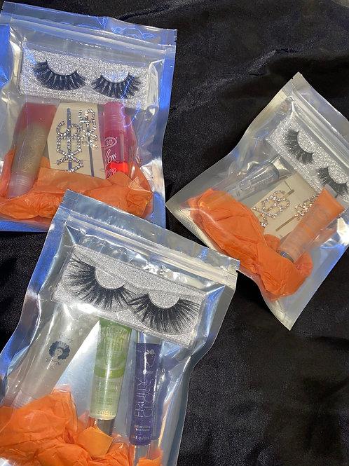Orange Lipgloss Bundle