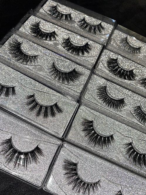 2020 Baddie Eyelash Collection