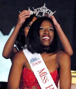 Sophia Davis Miss Oxford, 2008