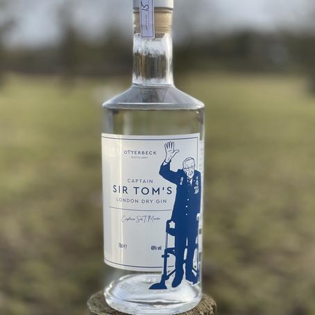 Sir Captain Tom's London Dry Gin