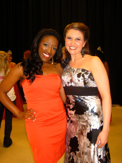 Sophia Davis and Nicole Masters