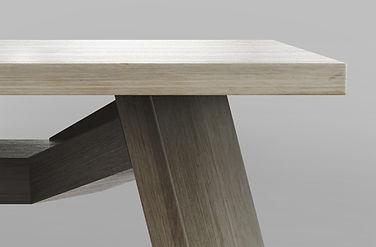 Moderne eetkamer tafels met strak design