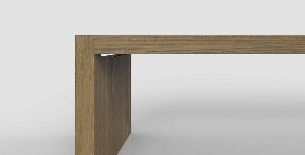 strak vormgegeven designtafel business