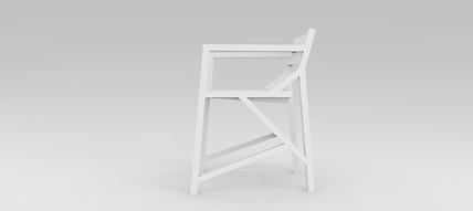Kamon design chair
