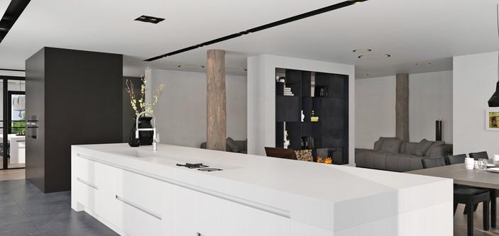 keuken/woonkamer