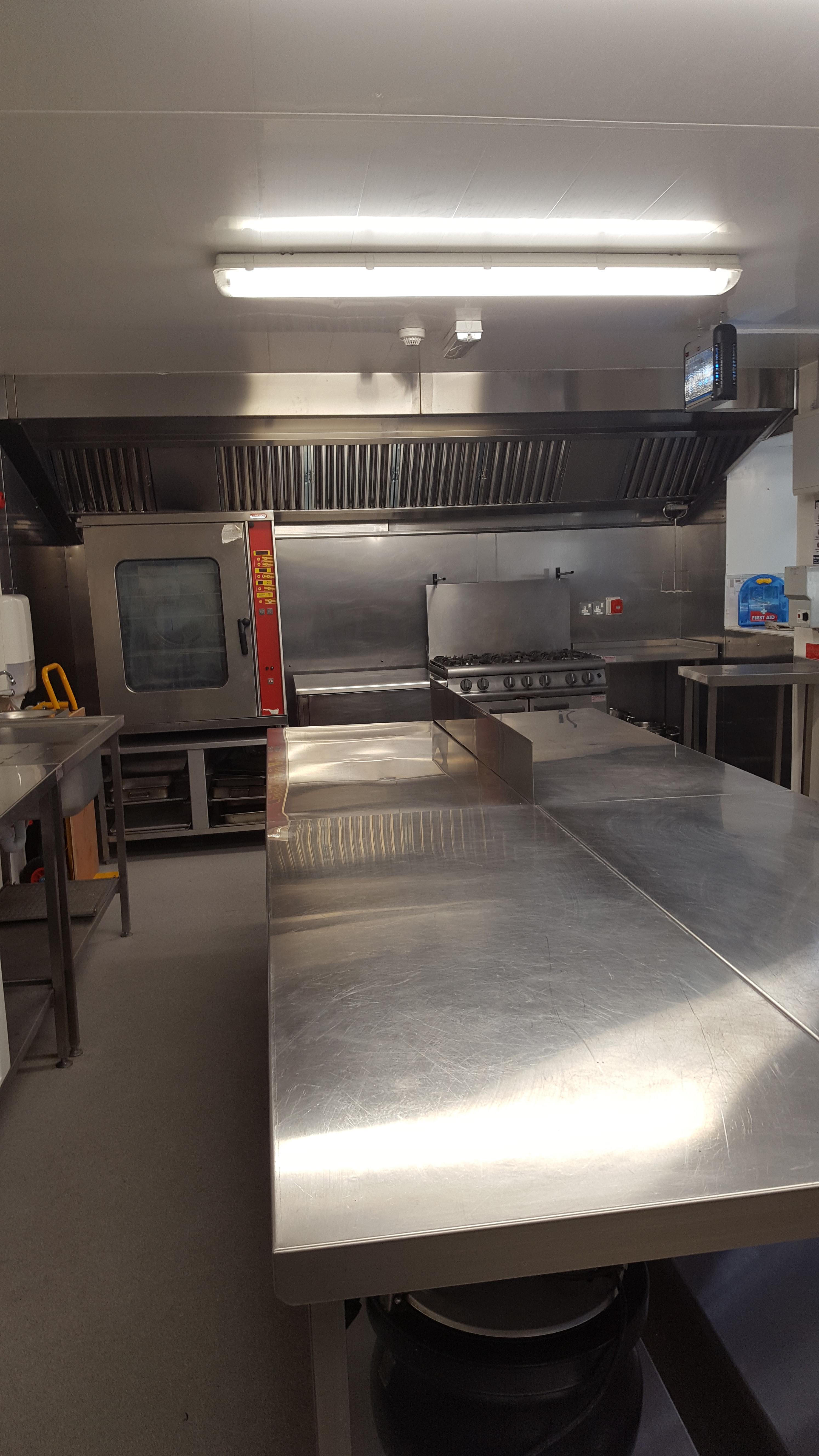 Enterprise Kitchen