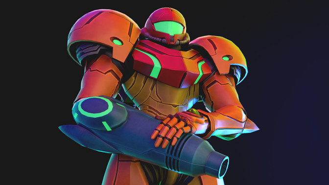 Samus rig provided by Joe's Rig Delivery Service.