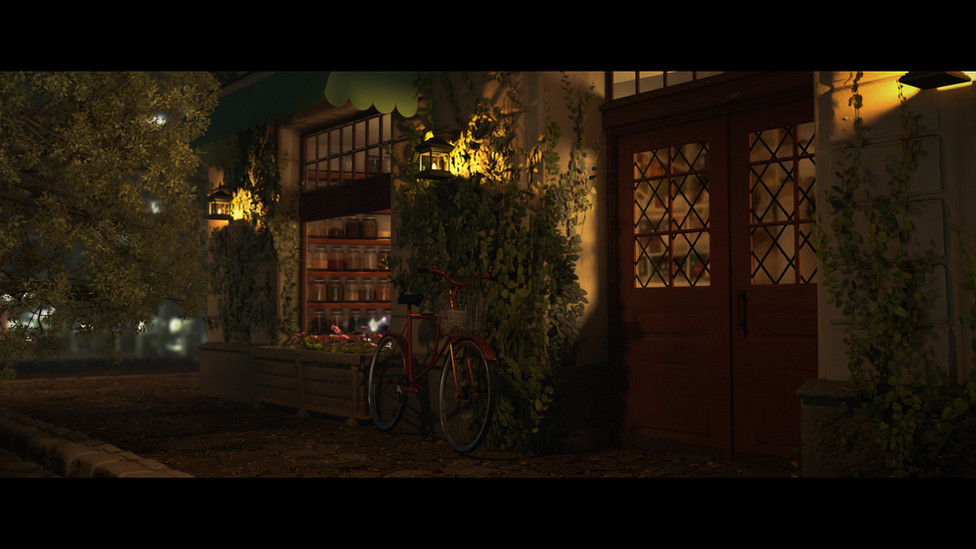 Render created for the Lady Luna Spice Shop podcast. Handled environment design, texturing, lighting, and compositing.