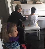pianoles voor alle leeftijden