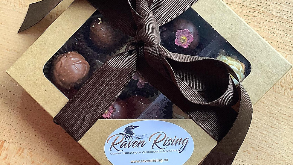 Mother's Day Truffle Set