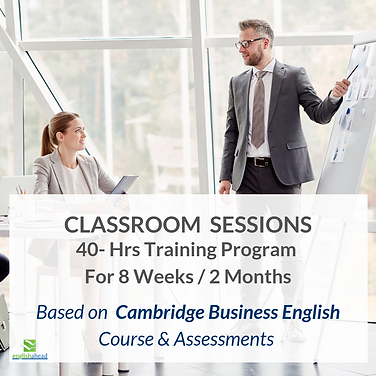 Online Business English Classes