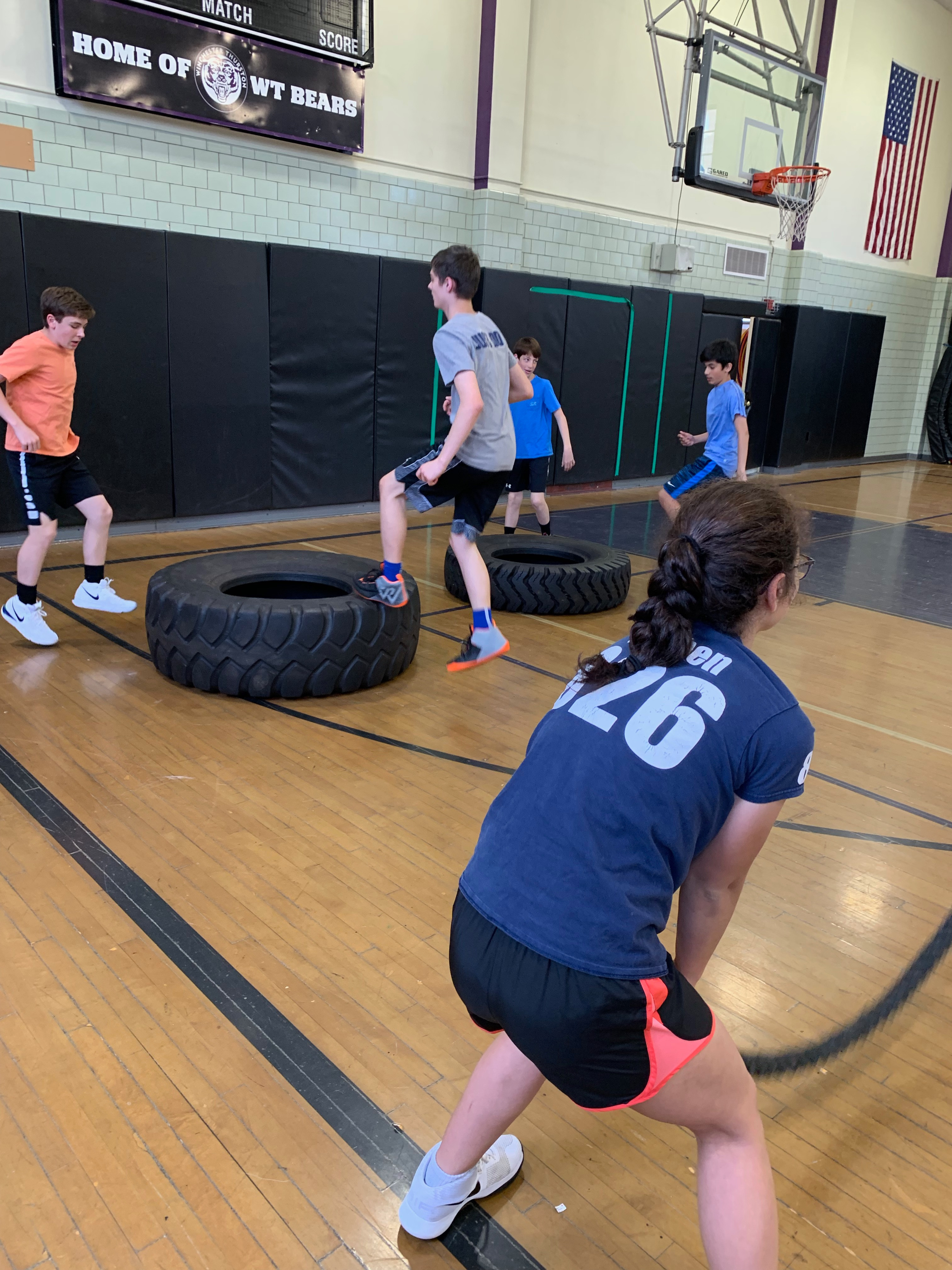 Multi-Sports Conditioning