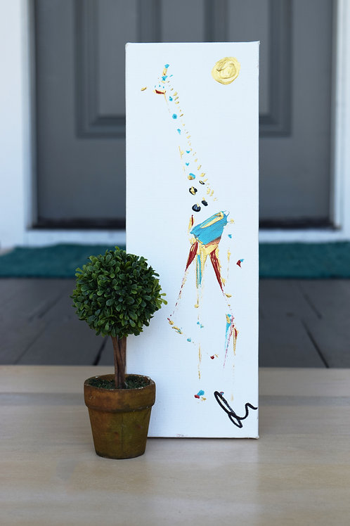 Giraffe (minimalist block)