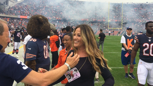National Anthem At Soldier Field: Soldiering On