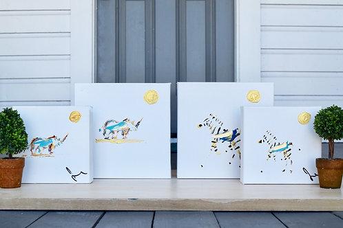 Collection (4 minimalist)