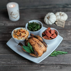 Sides for Holiday Meal