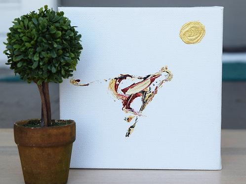 Cheetah (minimalist block)
