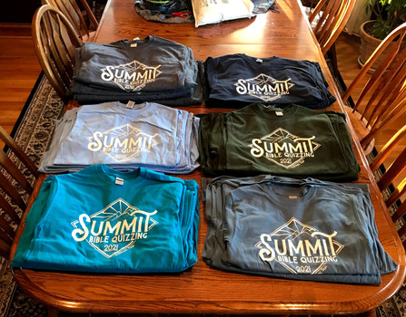 Summit Bible Quizzing 2021