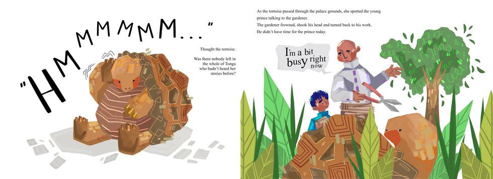 Children's Book: The Tortoise