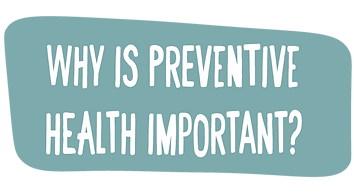 Title: Why is Preventive Health Important?