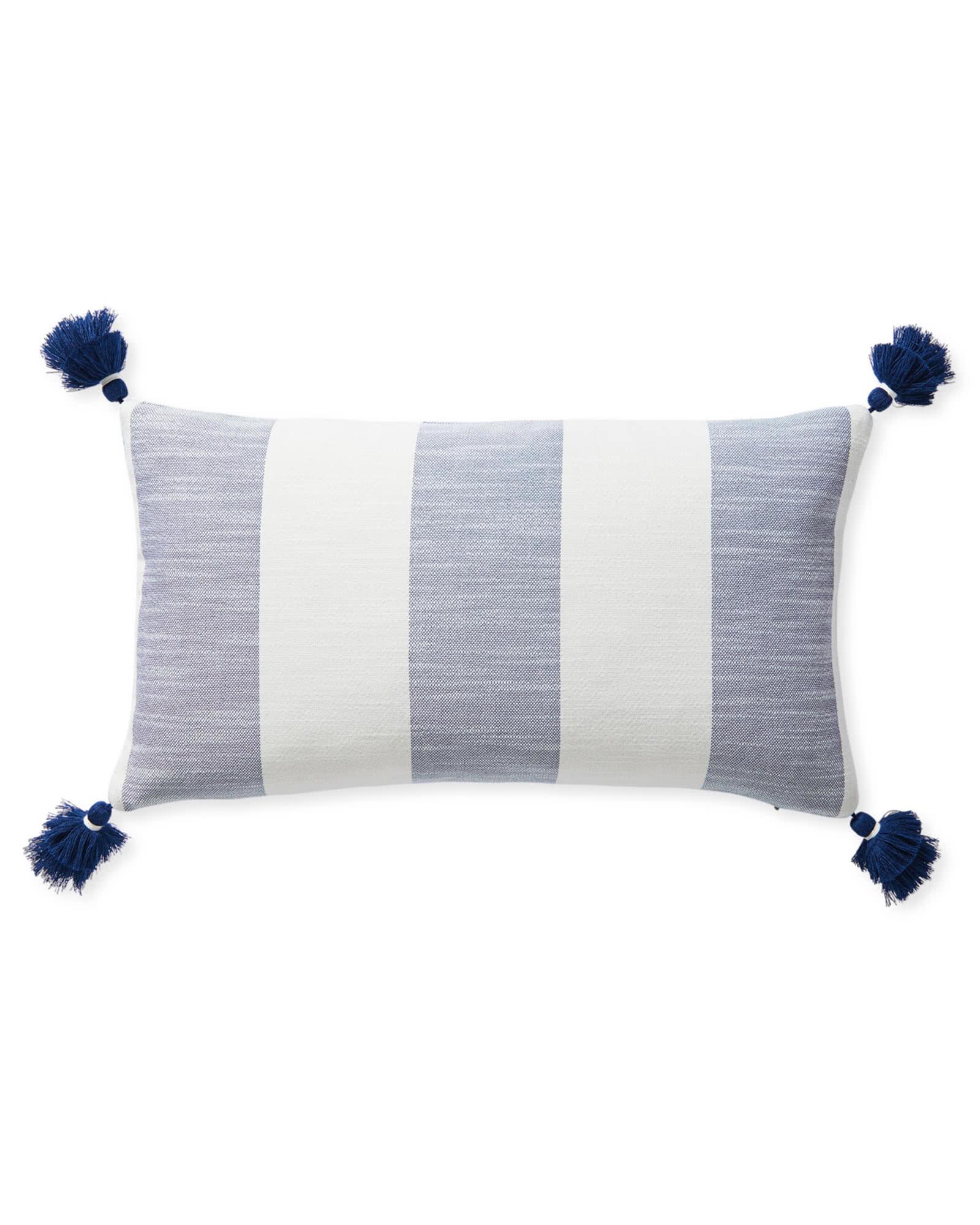 Beach-stripe-pillow