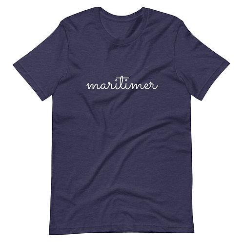 Maritimer unisex t-shirt