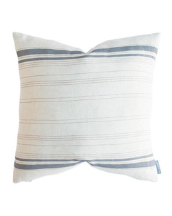 French-strip-pillow