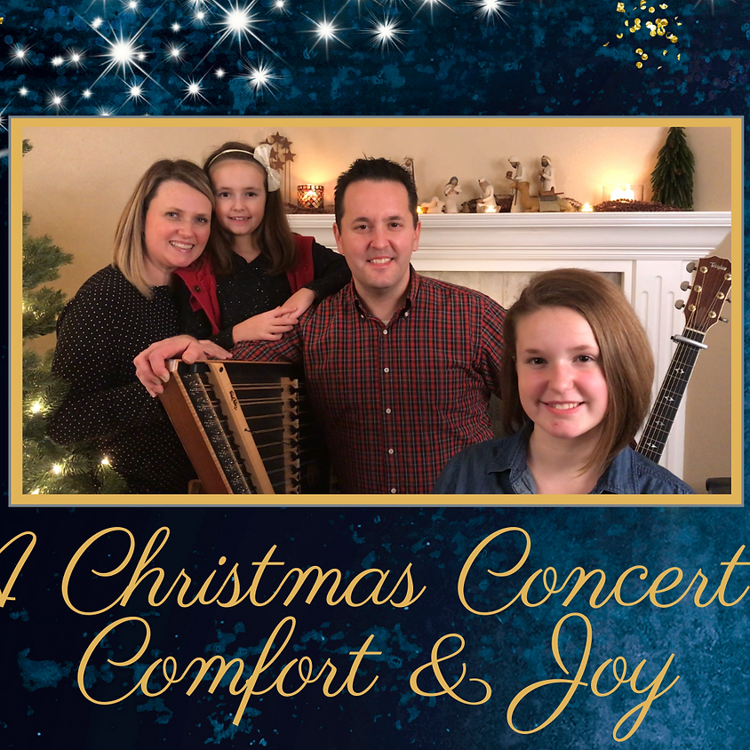 A Christmas Concert of Comfort & Joy