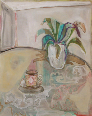 Canvas series 2. Still life