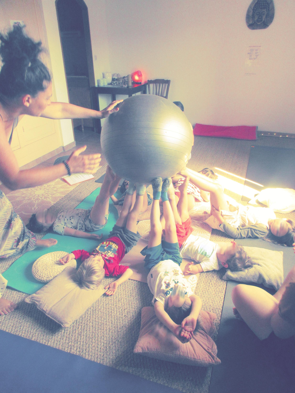 ballon et motricité