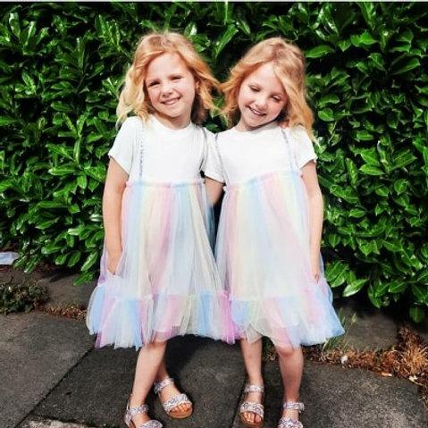 Lola Rainbow Dress
