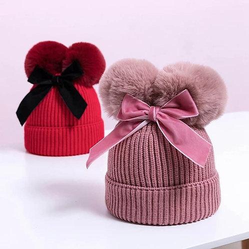 Betty Bobble Hat
