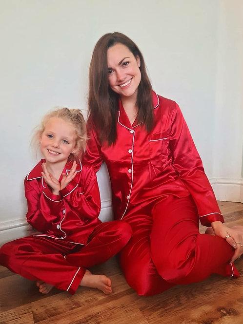 Mummy Christmas Pj's