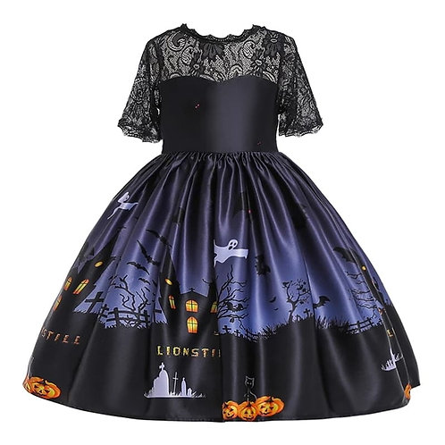 Spooky Princess Dress