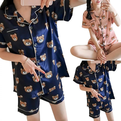 Mummy Bear Pyjamas