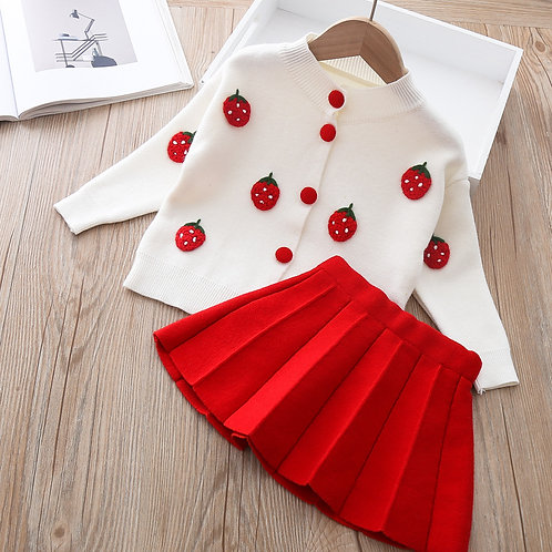 Strawberry Twin Set