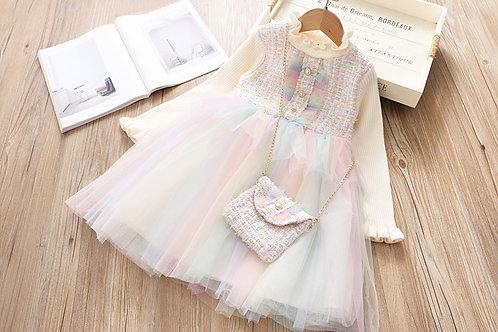 Coco Rainbow Dress