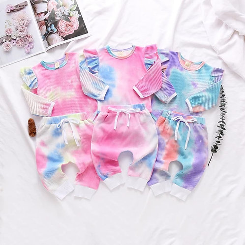 Tie-Dye Baby Sets