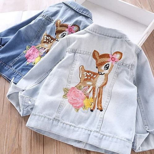 Bambi Denim Jacket