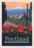 Portland Skyline Roses