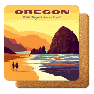 Oregon Scenic Coast