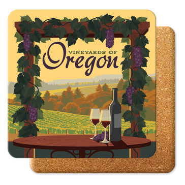 Vineyards of Oregon