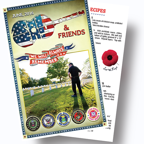 Subscription to Fan Club Newsletter - Terry Smith & Friends