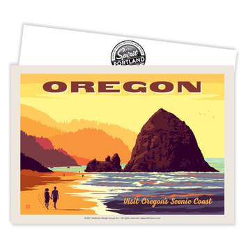 Oregon's Scenic Coast