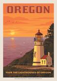 Oregon's Lighthouses