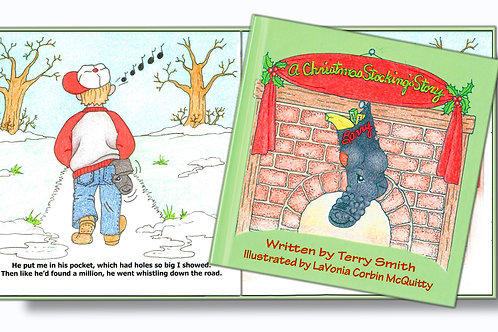 A Christmas Stocking's Story