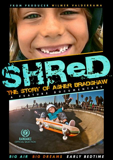 Shred: The Story of Asher Bradshaw
