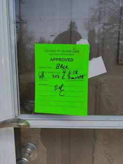Contractors Should Always Get Permit