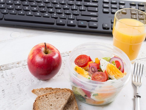 How To Stay Healthy At Work!