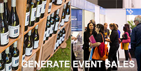 Event Sales - UnWined Subiaco and Perth Event Show